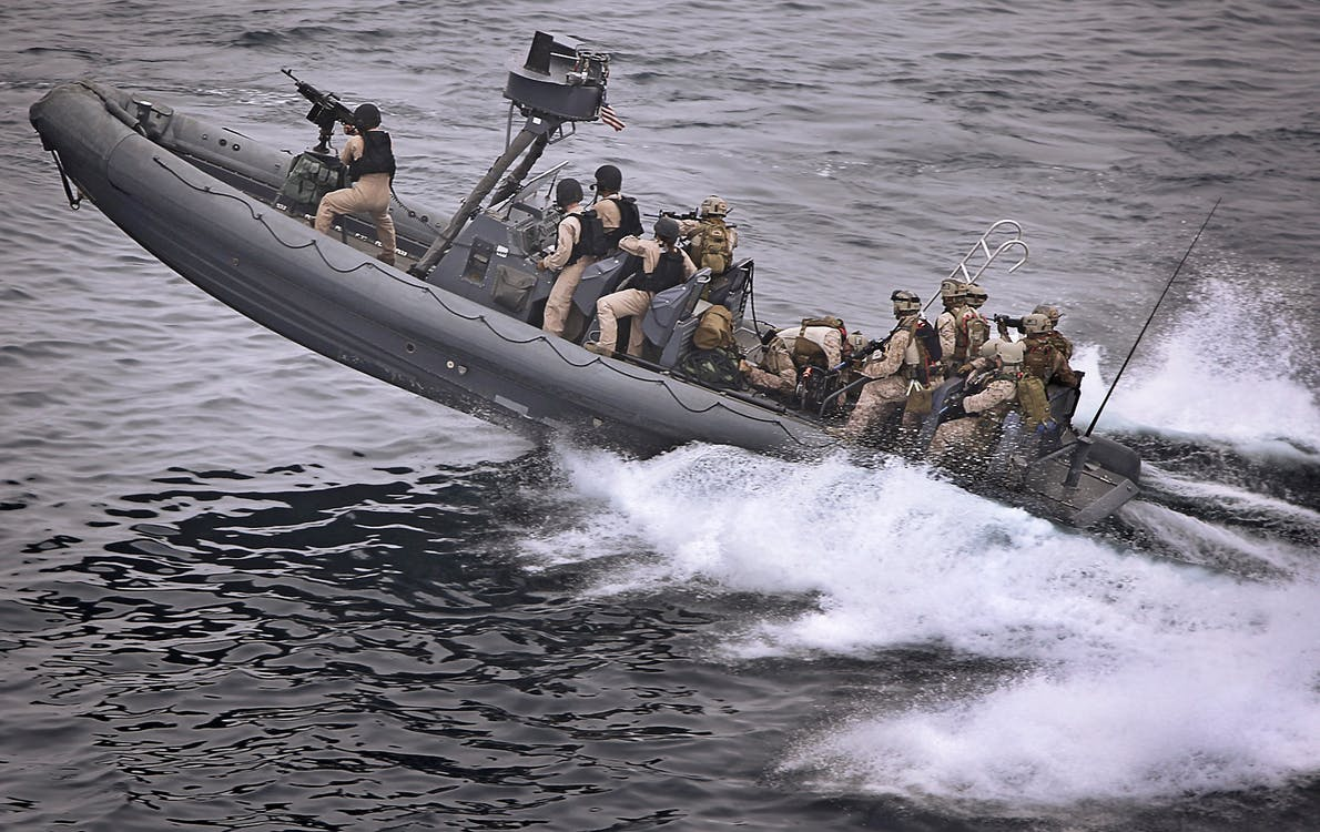 4 Leadership Tips From a Navy SEAL